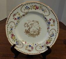 Royal Doulton THE BEAUFORT Dinner Plate(s) V1630 England Transferware Cream