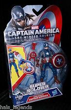 Marvel (universo) Capitán América El Soldado del Invierno! nuevo!! escudo Blitz Vengadores