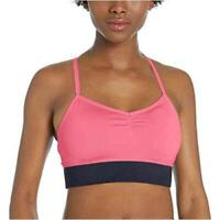 Women's Go Flex Aerate Medium Support, Pink Lemonade, Size Small LcQz