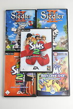5 PC ROMA CD 's i coloni 2 x la Sims 3 X