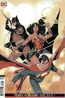 Justice League Comic 29 Cover B Variant 2019 Scott Snyder James Tynion DC