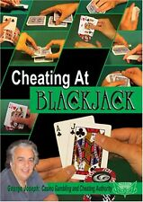 NEW Cheating At Blackjack (DVD)