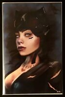 🔥 NOTTI & NYCE PIPER RUDICH CATWOMAN COSPLAY LIMITED 25 SERIAL # 10/25 RARE 9.8