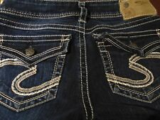 Silver Tuesday Flap Slim  Women's Jeans   W25 L33