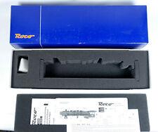 ROCO LEERKARTON 62260 Dampflok BR 50 2644 Leerverpackung OVP empty box H0 68260