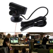 USB Port Motion Sensor Eye Move Camera w/ Microphone Zoom For PS3 Playstation 3