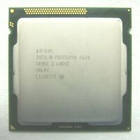 Processore CPU Intel Pentium G620 SR05R 2.60GHz, 64 bit, 2 core, 5GT/s LGA 1155
