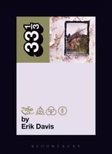 Led Zeppelin 'S Led Zeppelin IV (33 1/3) par Erik Davis Livre de Poche 9780826