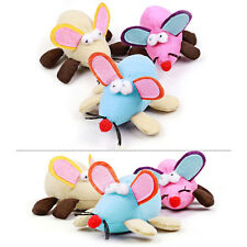Cute Mouse Shakable Funny Rat Playing Toy For Cat Kitten Pet Play Toys Random