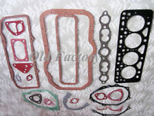 > Fiat 1100 D 1200 1221 cc complete engine gasket set  NEW RECENTLY MADE