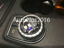 1 Multimedia Control Badge AMG Sticker Badge Logo Fit Mercedes Benz DJ