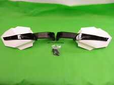 Arctic Cat White Snowmobile Procross Hand Guards See Listing 4 Fitment 7639-391