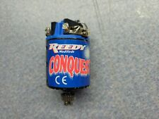 Vintage Reedy Conquest brushed stock motor rc10 b2 b3
