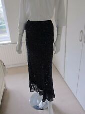 BNWT WALLIS STUNNING SEQUINNED PENCIL WIGGLE SKIRT SIZE 12 RRP £50