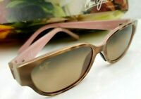 Maui Jim Polarized Sunglasses women  Anini Beach Tortoise HCL Bronze NEW w TAGS
