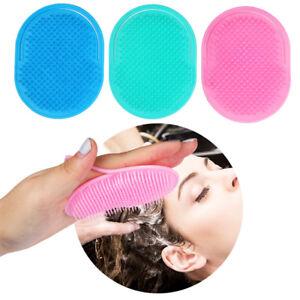 Pocket Travel Hair Comb Brush Men Beard Mustache Palm Scalp Massage Gifts