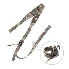 KRYDEX MK2 Sniper Sling Padded Tactical Gun Sling Strap Quick Detach Multicam