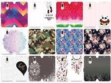Mobiwear Book Handy Tasche Flip Case Motiv Cover Hülle Huawei Mate 10 Lite