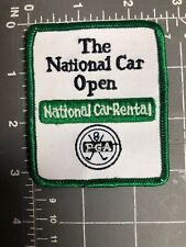 Vintage The National Car Rental Open PGA Patch Assistant Professional Champion