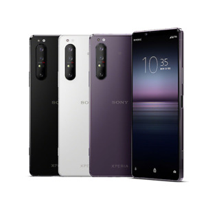 Sony Xperia 1 II 5G (Unlocked) 256GB Dual SIM 6.5in 8GB RAM Triple lens camera