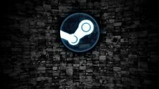 Steam Account For Sale, 15 years old, see description. UK seller
