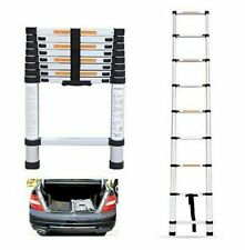 Multifunctional Retractable Telescopic Extension Thick Aluminum Folding Ladder