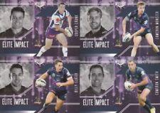 Melbourne Storm Modern (1970-Now) Era Team Set NRL & Rugby League Trading Cards