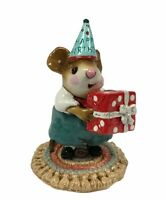Wee Forest Folk, Party Boy, Annette Petersen, M-223, 1997 With Box