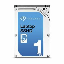 Seagate 1 TB Laptop 2.5 Internal SSHD Hard Drive - SSD Speed and HDD Capacity