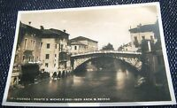 Italy Vicenza Ponte S Michele Arch B revese - unposted