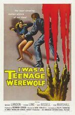 I WAS A TEENAGE WEREWOLF : 1957 : DVD-R : RARE
