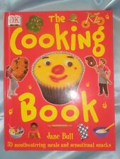 THE COOKING BOOK -JANE BULL 50 MEALS & SNACKS EXCELLENT VERY WELL CARED FOR HB