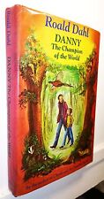 Danny, Champion of the world, Roald Dahl, 1975, Knopf, hdbk,  1st/1st