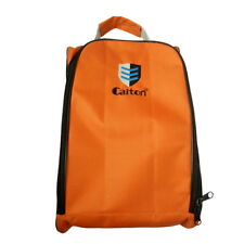 New Golf Sport Shoes Bag Travel Hand Carry Bag Orange 32.5x21x13cm