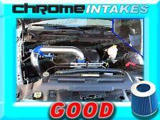 BLUE 09 10 11 12 13 14 DODGE RAM 1500 2500 3500 5.7 5.7L V8 HEMI COLD AIR INTAKE