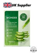 Wonder Chok Chok Mask Sheet – ALOE by TonyMoly [UK Supplier]