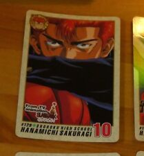 SLAM DUNK PP CARDDASS TV ANIMATION CARD REG CARTE 129 MADE IN JAPAN 1995 NM