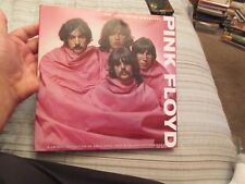 Pink Floyd : The Illustrated Biography by Gareth Thomas HC/DJ
