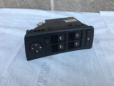 02-05 BMW E53 X5 OEM MASTER WINDOW SWITCH / POWER FOLDING MIRROR