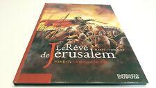 Le rêve de Jérusalem T1 La milice sacrée EO / Marty / Thirault // Dupuis