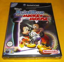 DISNEY'S MAGICAL MIRROR STARRING MICKEY MOUSE GameCube Italiano ○○○○○ NUOVO