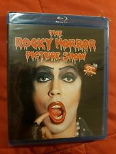 The Rocky Horror Picture Show (35th Aniv Ed.) Blu-Ray Disc, Brand New! Free Ship