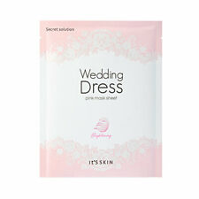 [It'S SKIN] Secrete Solution Wedding Dress Mask Sheet - 1pcs / Free Gift