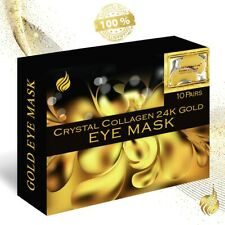 Mother Day Gift - Eye Bag Treatment, Eye Mask for Dark Circles, Gold Eye Mask
