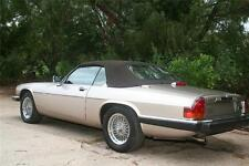 Jaguar XJS Convertible Top Hood Brown Stayfast 1989-1996