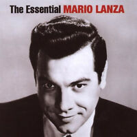 MARIO LANZA The Essential 2CD BRAND NEW Best Of