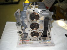 2004 Johnson 25HP Fourstroke 3 Cyl Long Shaft Cylinder Head OEM 5034735