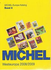 MICHEL CATALOGO EUROPA OCCIDENTALE 2008/09 NUOVO V.6
