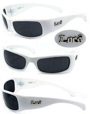 Locs hombre Cholo motero Uv400 gafas de Sol - negro Lc02
