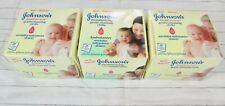 Johnsons Head to Toe Gentle Cleansing Cloths Bath Towel New Box USA Vintage Y2K